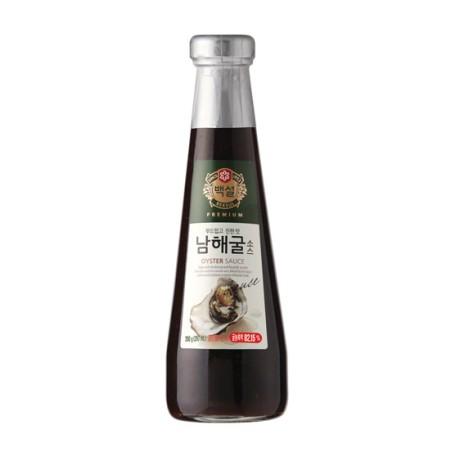 CJ CHEILJEDANG BEKSUL Oyster sauce (NAMHAE)