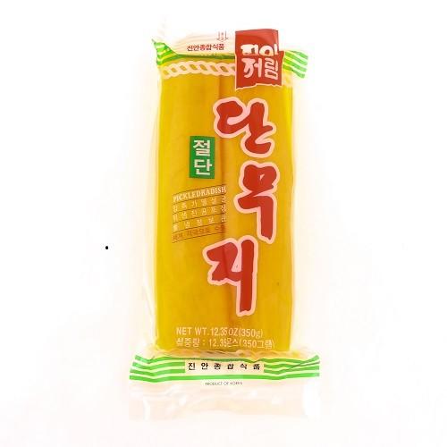 Jinan Korean Pickled Radish 350g0 1kg